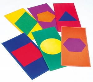 MIR300-Colour-Shape-Mats-Set