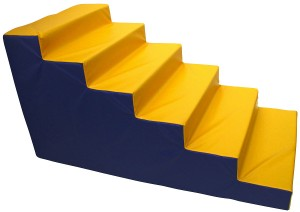 Trampoline Soft Steps