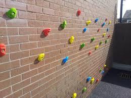 Traversing Wall 1