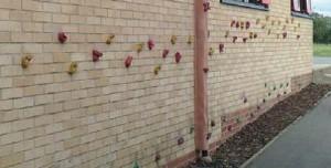 Traversing Wall 4