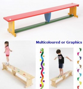 Activbench Multicoloured and ActivBench with Graphics