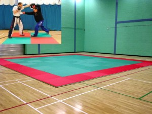 Competition Judo Mats Interlocking